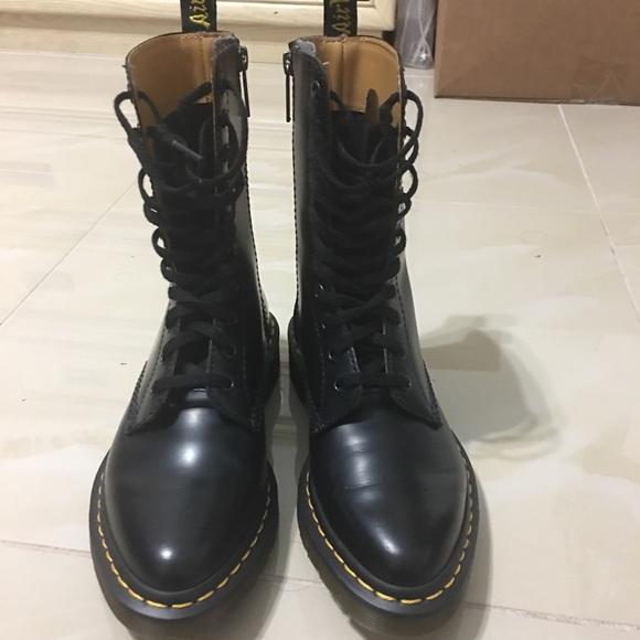328c55d49a3b Dr. Martens Shoes - Dr.Martens Alix Pointed Toe Boots